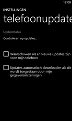 Nokia Lumia 925 - Software updaten - Update installeren - Stap 6
