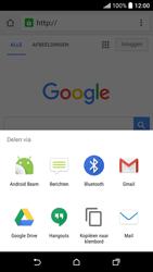 HTC Desire 530 - Internet - Hoe te internetten - Stap 19