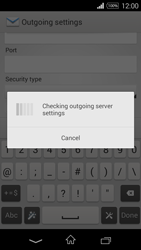 Sony D2203 Xperia E3 - E-mail - Manual configuration - Step 15