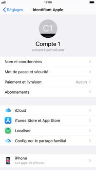 Apple iPhone 7 Plus - iOS 13 - Appareil - activéz