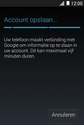 Samsung G130HN Galaxy Young 2 - Applicaties - Account aanmaken - Stap 17