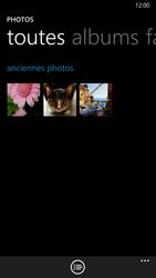 Nokia Lumia 930 - Photos, vidéos, musique - Envoyer une photo via Bluetooth - Étape 4
