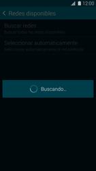 Samsung G900F Galaxy S5 - Red - Seleccionar una red - Paso 7