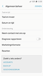Samsung Galaxy A5 (2017) (SM-A520F) - Instellingen aanpassen - Fabrieksinstellingen terugzetten - Stap 5