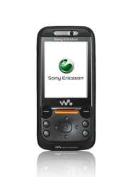 Sony Ericsson W850i - Internet - Overzicht mogelijkheden - Stap 5