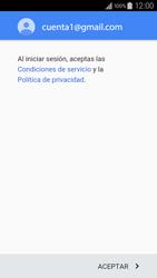 Samsung Galaxy A3 - E-mail - Configurar Gmail - Paso 13
