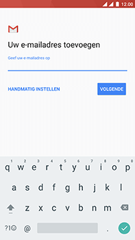 OnePlus 3 - Android Nougat - E-mail - handmatig instellen - Stap 9