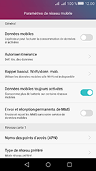 Huawei Y6 II Compact - Internet - activer ou désactiver - Étape 6