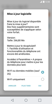 LG H870 G6 - Réseau - Installation de mises à jour - Étape 11