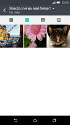 HTC One M9 - MMS - Envoi d