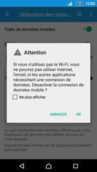 Sony Sony Xperia Z5 (E6653) - Internet - Désactiver les données mobiles - Étape 6