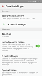 Samsung J500F Galaxy J5 - E-mail - Instellingen KPNMail controleren - Stap 7