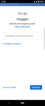 Sony xperia-10-I4113 - Applicaties - Account aanmaken - Stap 5