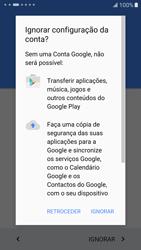 Samsung Galaxy S7 Edge - Primeiros passos - Como ligar o telemóvel pela primeira vez -  11