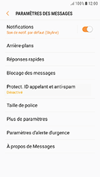 Samsung Galaxy J5 (2017) - SMS - configuration manuelle - Étape 6