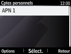 Nokia Asha 210 - Internet - Configuration manuelle - Étape 24