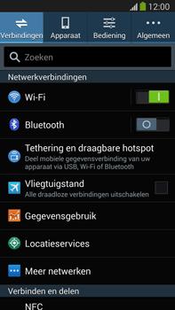 Samsung N9005 Galaxy Note III LTE - Internet - Uitzetten - Stap 5