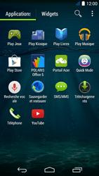 Acer Liquid Jade S - SMS - Configuration manuelle - Étape 3