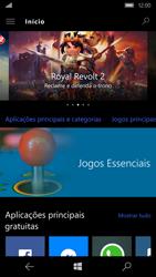 Microsoft Lumia 950 - Aplicações - Como pesquisar e instalar aplicações -  4