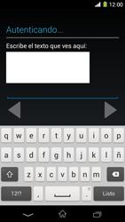 Sony Xperia Z1 - Aplicaciones - Tienda de aplicaciones - Paso 19