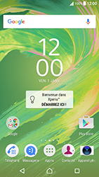 Sony Xperia X Performance (F8131) - Troubleshooter - Affichage - Étape 1