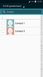 Samsung I9195i Galaxy S4 mini VE - Contacten en data - Contacten kopiëren van toestel naar SIM - Stap 9