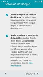 Samsung Galaxy J5 - Primeros pasos - Activar el equipo - Paso 11