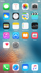 Apple iPhone 6s - E-mail - Manual configuration - Step 1