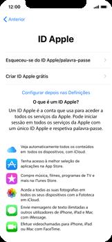 Apple iPhone X - Primeiros passos - Como ligar o telemóvel pela primeira vez -  17