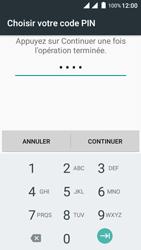 Wiko Freddy - Sécuriser votre mobile - Activer le code de verrouillage - Étape 8
