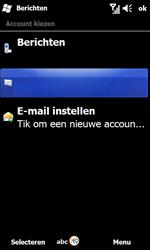 Samsung B7610 Omnia Qwerty - E-mail - e-mail versturen - Stap 3