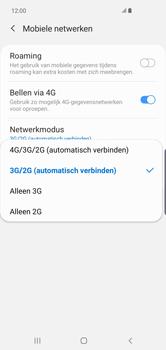 Samsung Galaxy S10 Plus - Netwerk - 4G instellen - Stap 7