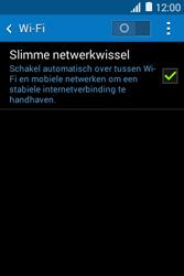 Samsung G130HN Galaxy Young 2 - WiFi - Verbinden met een netwerk - Stap 5