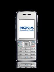 Nokia E50 - Internet - Overzicht mogelijkheden - Stap 5
