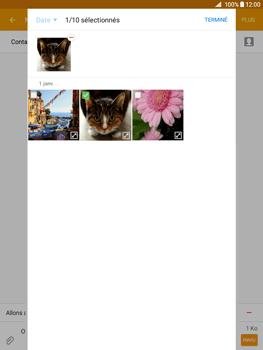 Samsung Galaxy Tab A - Contact, Appels, SMS/MMS - Envoyer un MMS - Étape 21