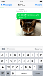Apple iPhone 6 iOS 9 - MMS - envoi d'images - Étape 13