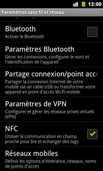 Google Nexus S - Internet - Activer ou désactiver - Étape 5