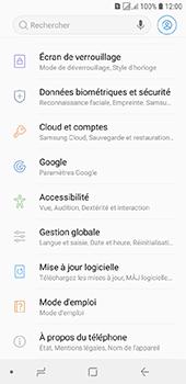 Samsung Galaxy J6 - Aller plus loin - Gérer vos données depuis le portable - Étape 7