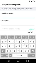 LG G5 - E-mail - Configurar correo electrónico - Paso 19
