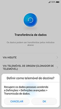 Huawei Mate 9 - Primeiros passos - Como ligar o telemóvel pela primeira vez -  17