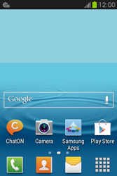 Samsung S6810P Galaxy Fame - Internet - Automatic configuration - Step 3