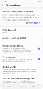 Samsung Galaxy S9 Plus - Android Pie - Internet - configuration manuelle - Étape 26
