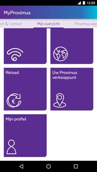 Huawei Google Nexus 6P - Applicaties - MyProximus - Stap 22