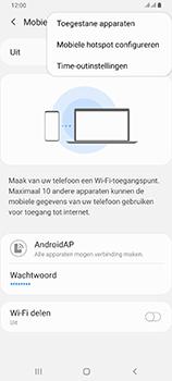Samsung galaxy-a80-dual-sim-sm-a805fz - WiFi - Mobiele hotspot instellen - Stap 8