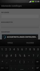 HTC Desire 601 - E-mail - Handmatig instellen - Stap 15