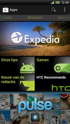 HTC S728e One X Plus - Applicaties - Applicaties downloaden - Stap 16