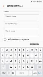 Samsung Galaxy Xcover 4 - E-mail - Configuration manuelle - Étape 10
