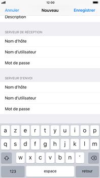 Apple iPhone 7 Plus - iOS 11 - E-mails - Ajouter ou modifier un compte e-mail - Étape 14
