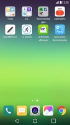 LG G5 - Email - Adicionar conta de email -  3