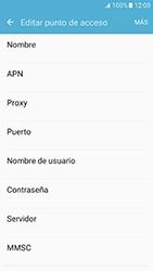 Samsung Galaxy J5 (2016) - Mensajería - Configurar el equipo para mensajes multimedia - Paso 8
